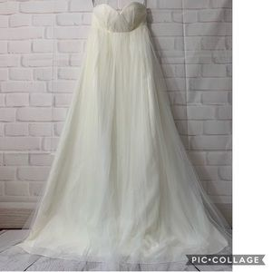 Jenny Yoo Collection Annabelle Bridal Gown Sz 2